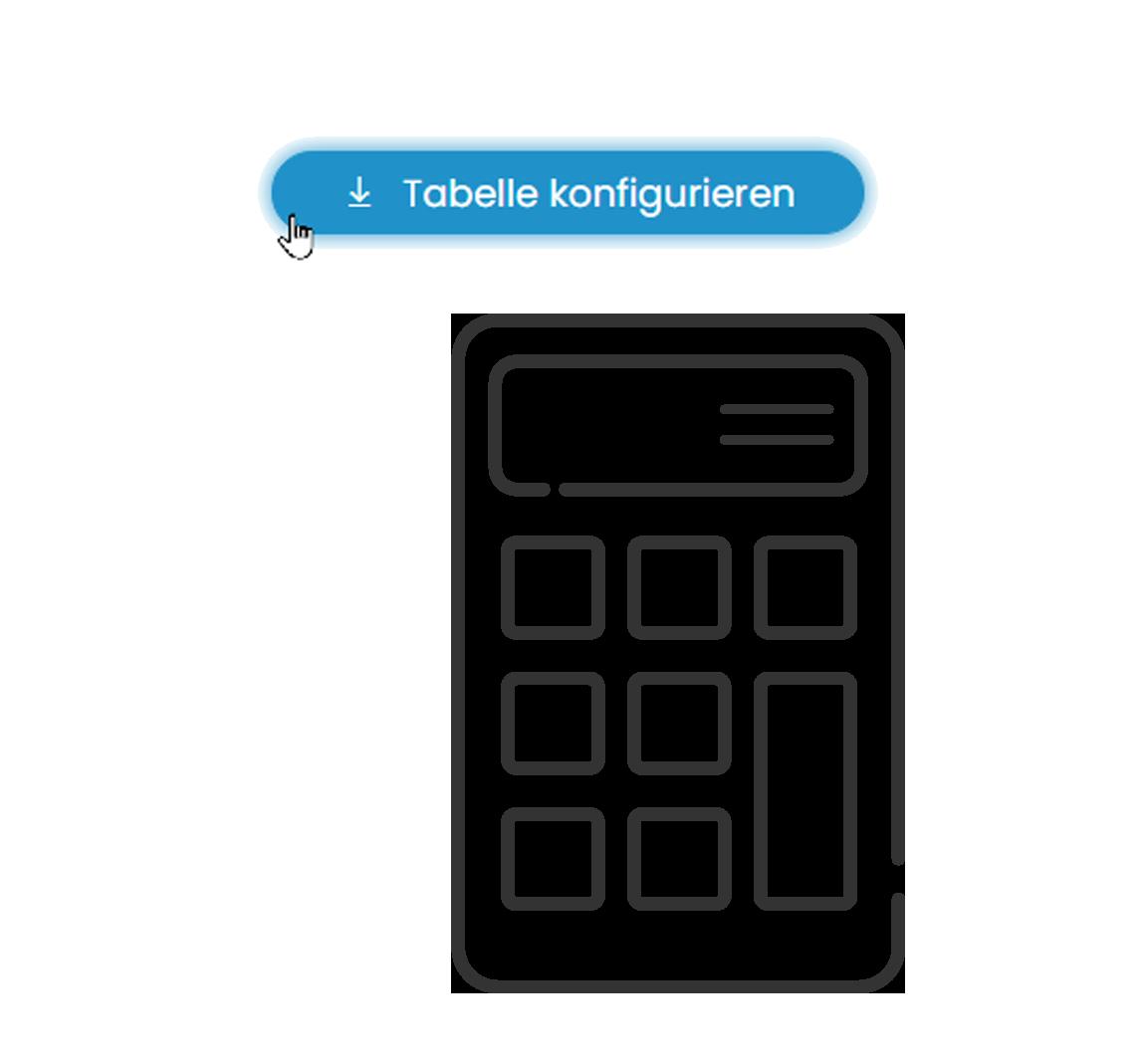 Symbol Taschenrechner