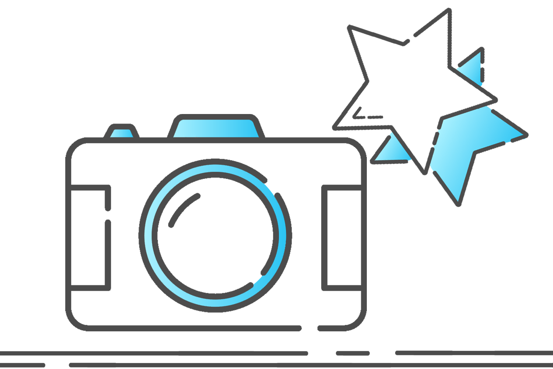 Symbol Kamera