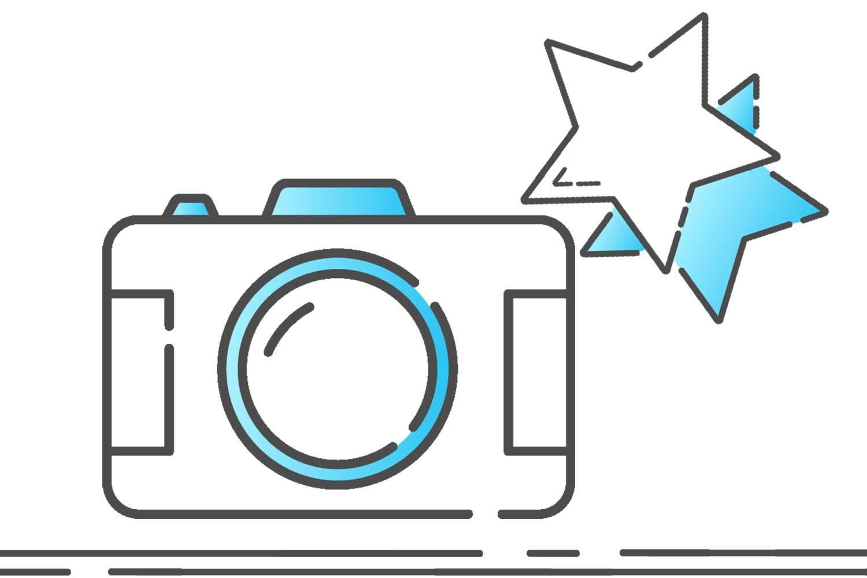 Symbol Fotografieren