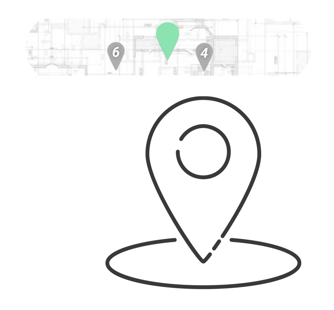 Symbol Standortmarkierung