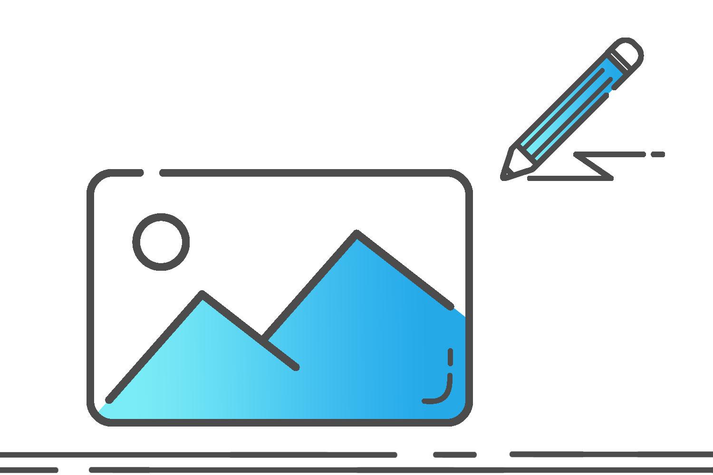 Symbol Blogbeitrag