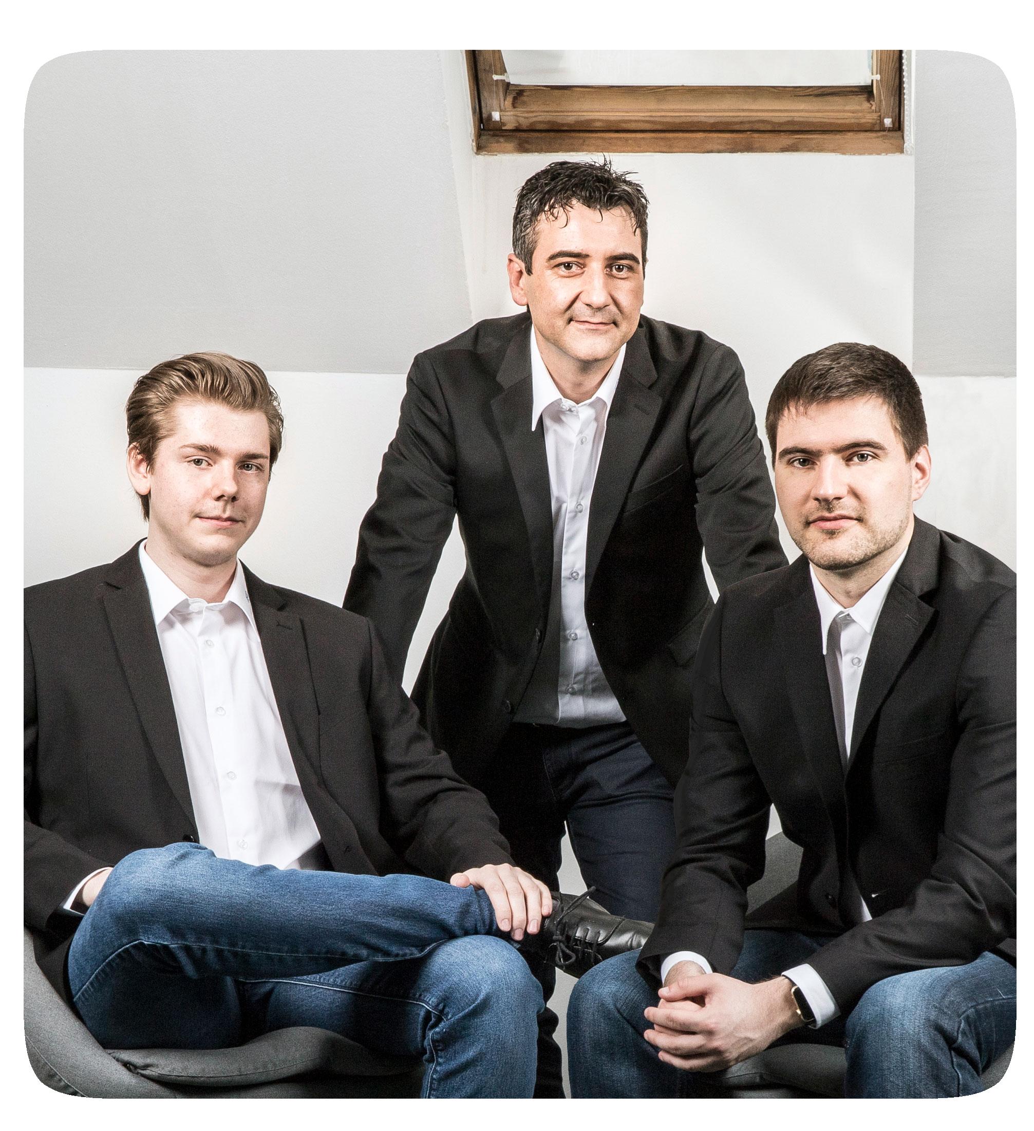 DokuPit Grüner Maurice Haider, Josef Schönherr, René Dammerer