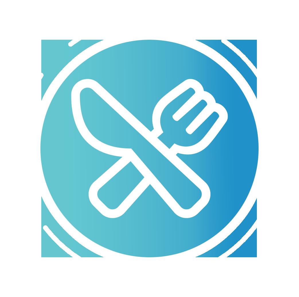 Speisen Symbol
