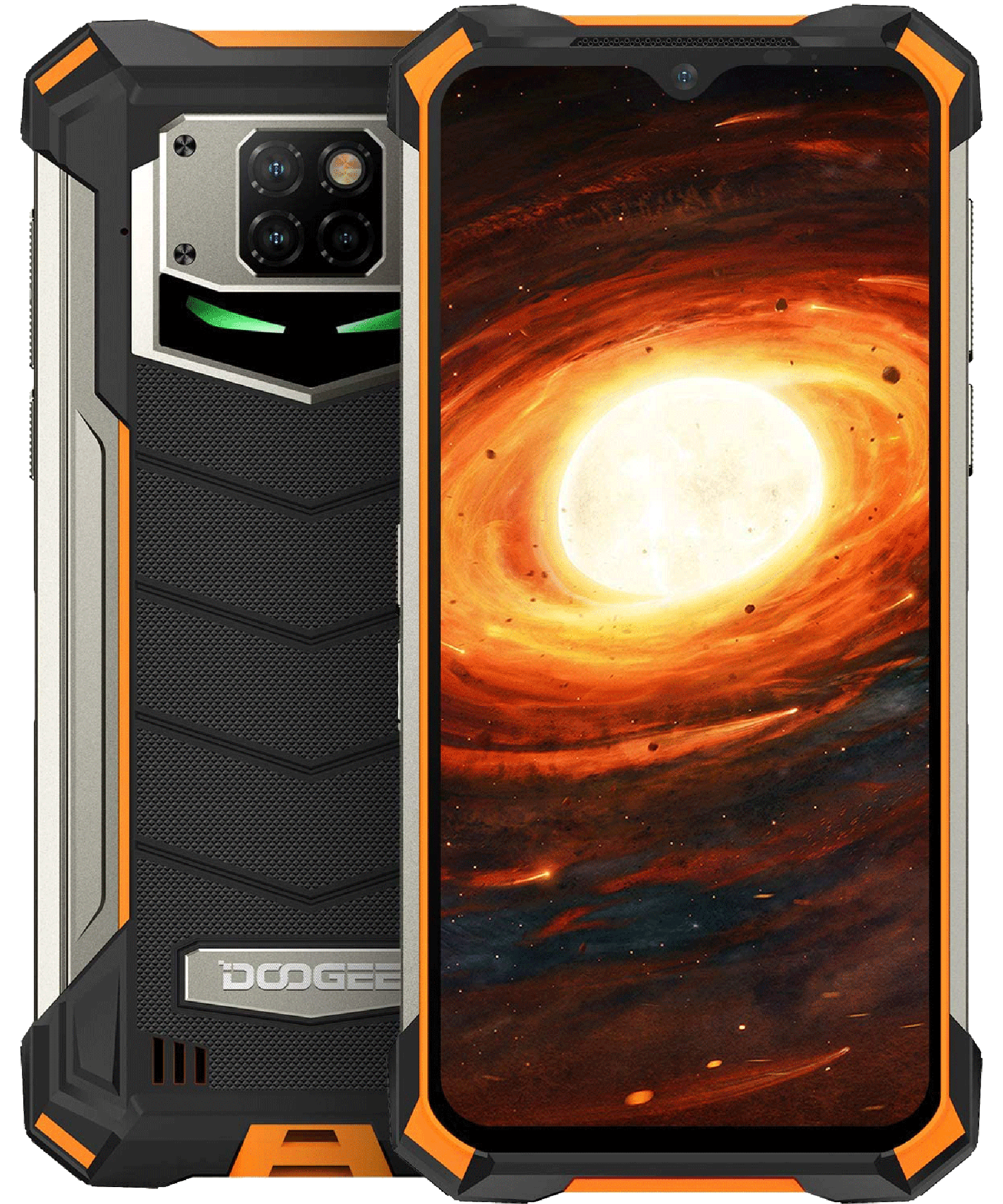 dogee s88 pro smartphone baustelle
