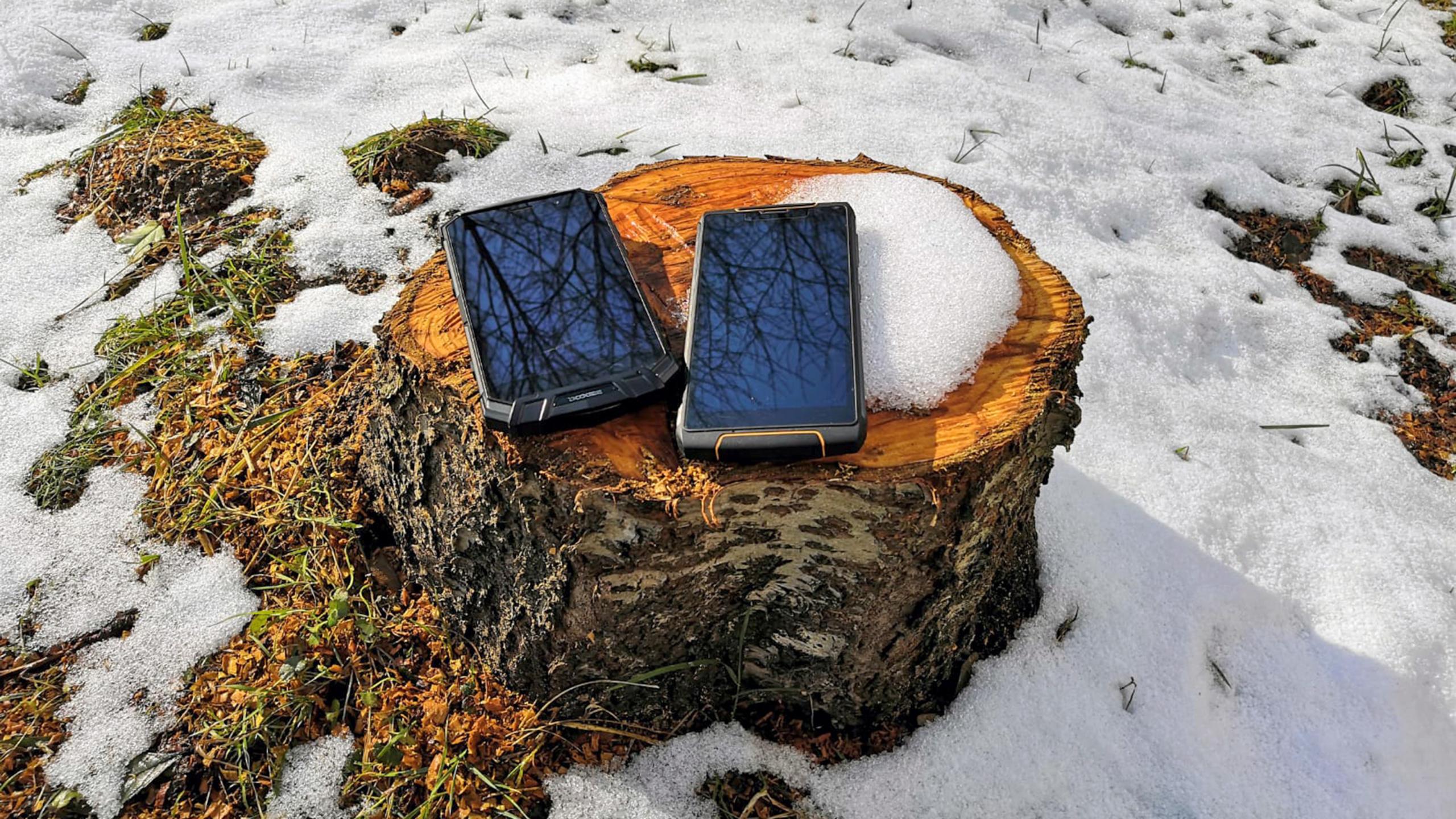 bestes baustellen-smartphone im vergleich
