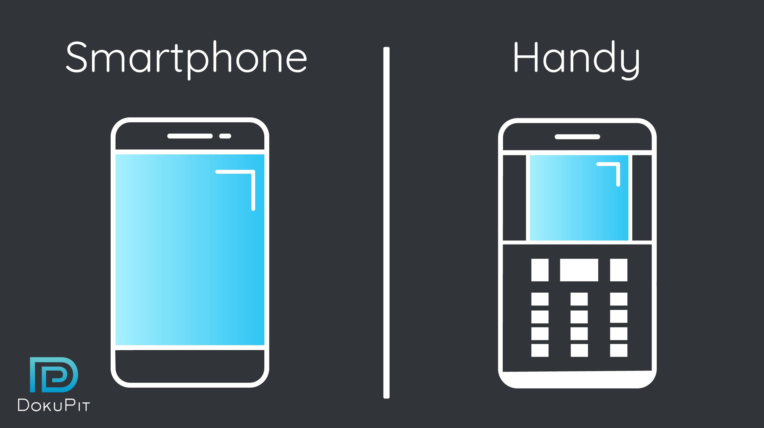 baustennel smartphone und handy im vergleich